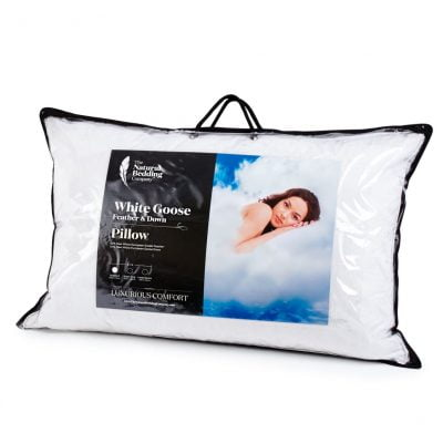 White Goose Down pillow