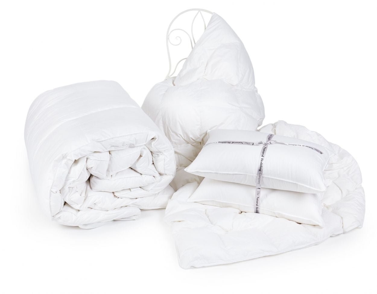 Canadian Bundle Pillows Duvet And Mattress Topper The