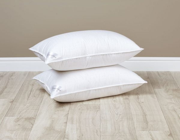 Canadian White Goose Down Pillow