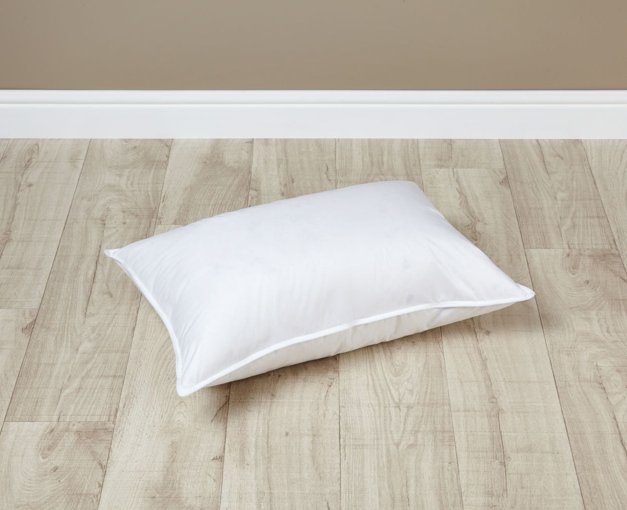 Hungarian White Goose Down Pillow The Natural Bedding