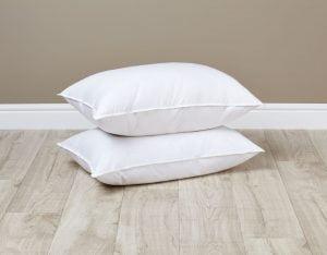 White Goose Down Pillows