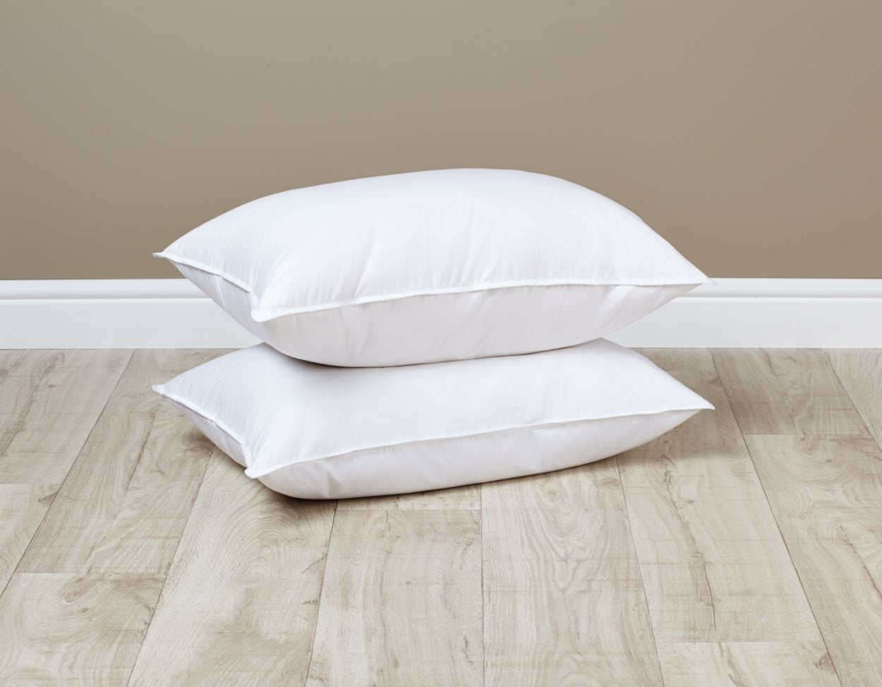 White Goose Down Pillow The Natural Bedding Company
