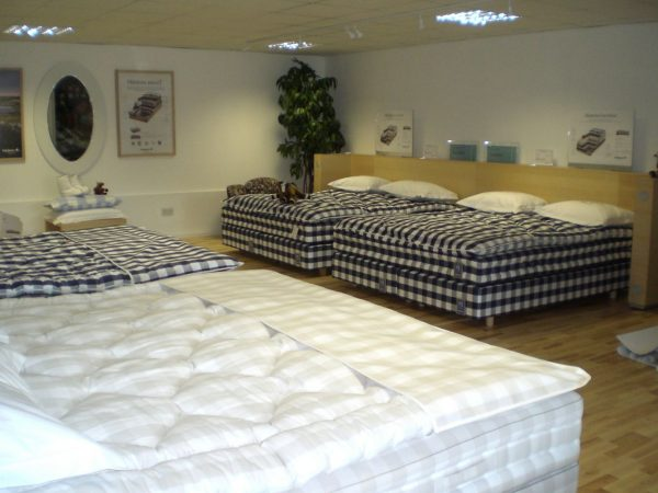 hastens showroom