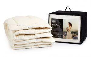 wool mattress topper