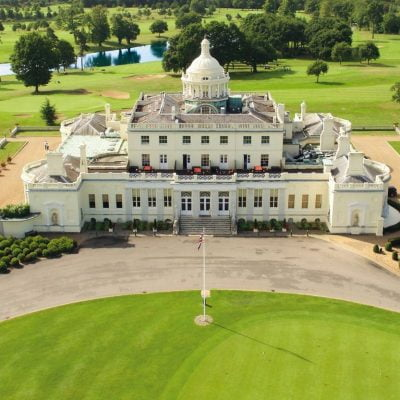 Champagne Afternoon Tea at Stoke Park