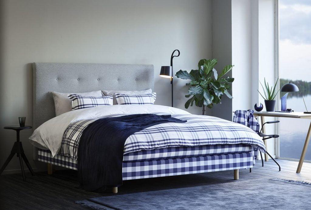 Hästens Beds win a bed