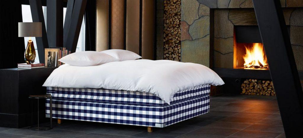 Hästens 2000T luxury bed