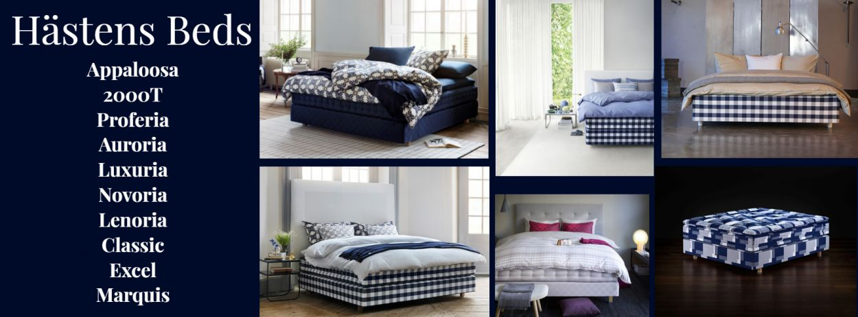 Hästens Bed Sale May 2018