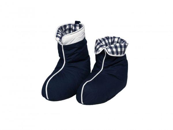 Hastens Down Boots Blue Medium Large