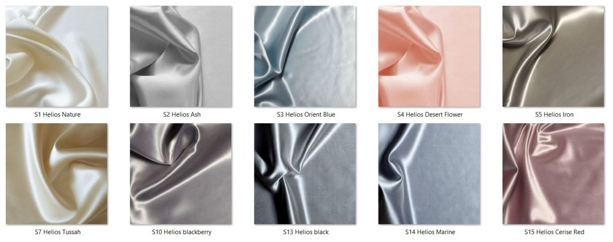 Helios Silk Fabrics