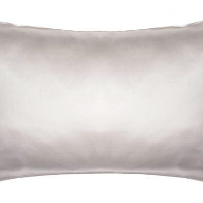 silk pillowcase ivory