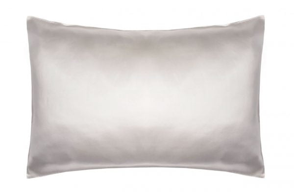 silk pillowcase ivory