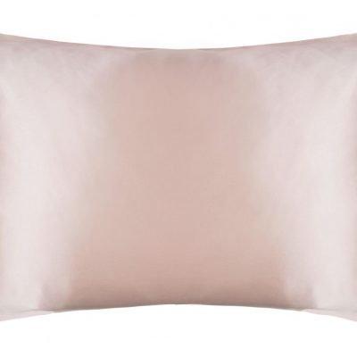 silk pillowcase powder pink