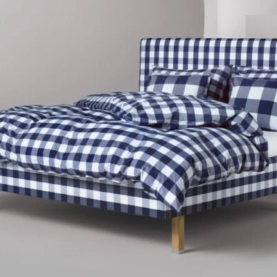 Hastens Original Check Duvet Covers