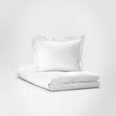 Hastens Pure White Pillowcases