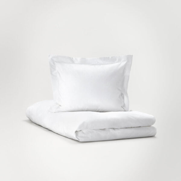 Hastens Pure White Duvet Cover