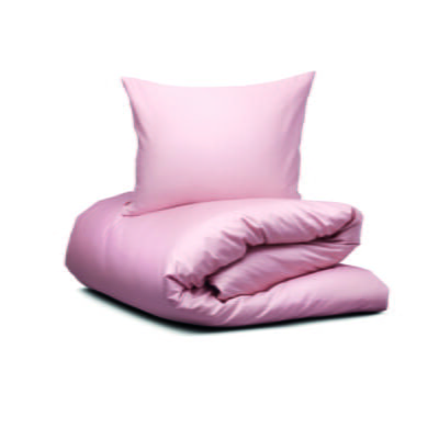 Hastens Satin Pure Misty Rose