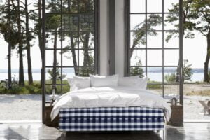 Hastens Pure white Duvet Covers
