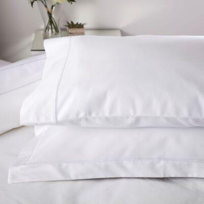 Egyptian Cotton Sateen Pillowcases 1000 thread count Berkeley