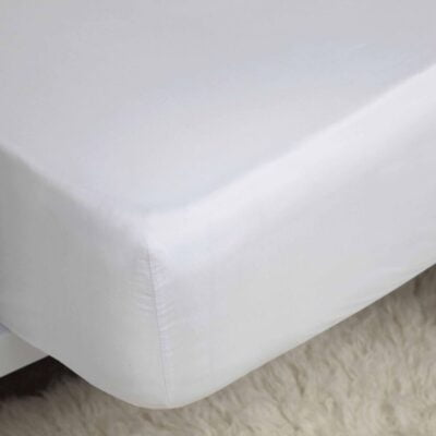 Egyptian Cotton Sateen Fitted Sheet 1000 thread count Berkeley