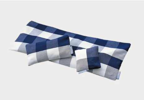 Hastens Wheat Pillow,Eye Pillow and Lavender Bag